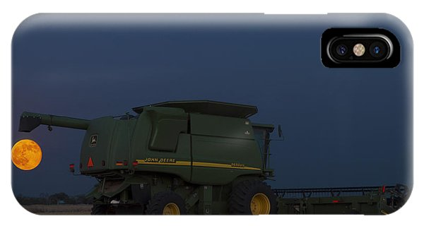 Full Moon And Combine IPhone Case