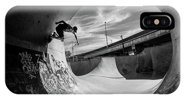 Full Pipe @ Sam Taeymans Phone Case by Eric Verbiest
