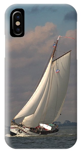 Full Sail IPhone Case