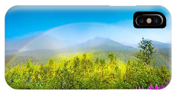 Full Spectrum Rainbow IPhone Case