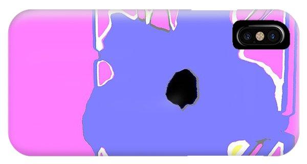 Fun Jack Flower IPhone Case