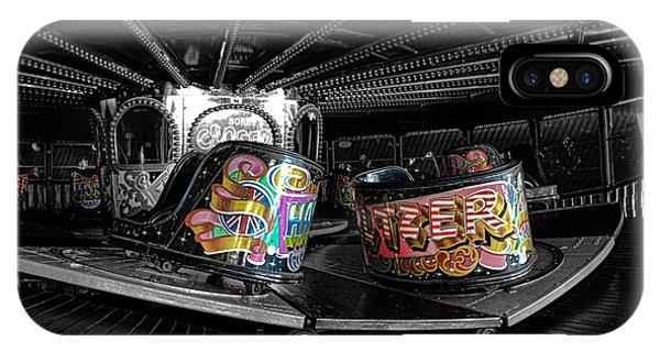 Funfair iPhone Case - Fun Of The Fair by Martin Newman