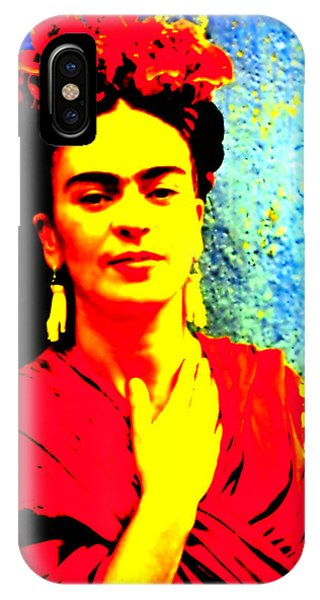 Funky Frida IIi IPhone Case