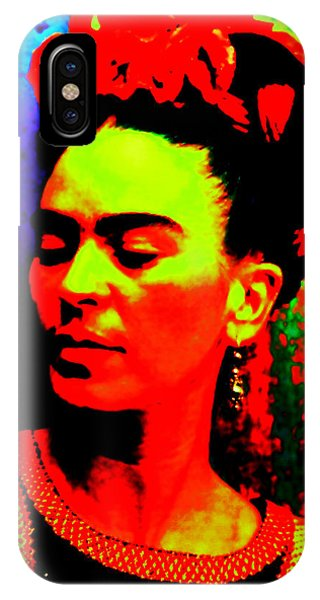 Funky Frida IPhone Case