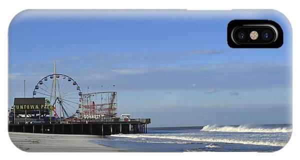 Funtown Pier Seaside Heights Nj Jersey Shore IPhone Case