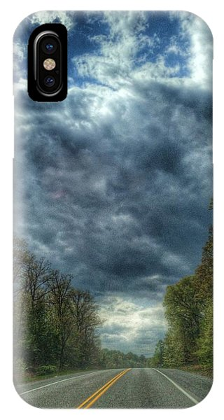 Furnace Branch Road IPhone Case