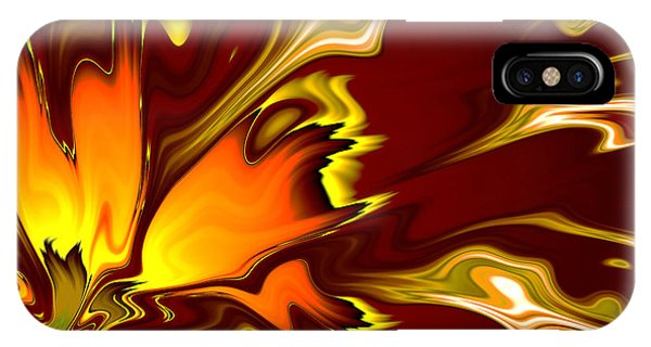 Furnace IPhone Case