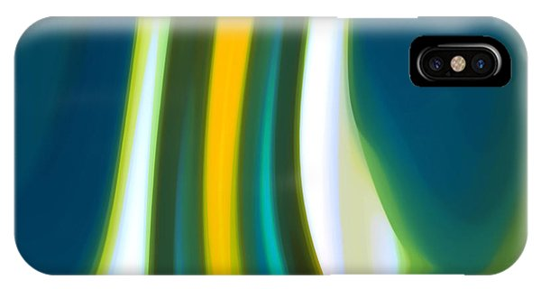 Abstract Tide 7 IPhone Case