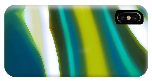 Abstract Tide 9 IPhone Case