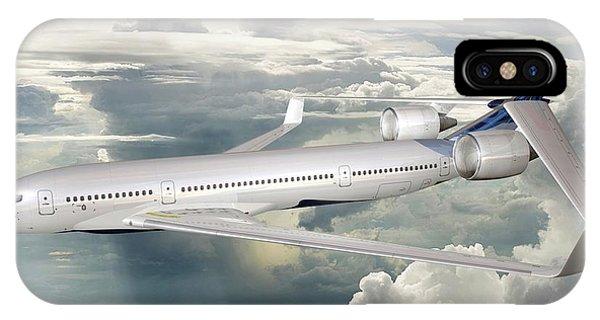 Future Hybrid Aircraft Phone Case by Nasa/lockheed Martin