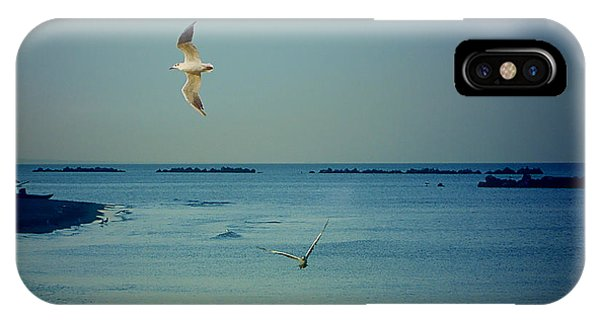 Gabbiani - Seagulls IPhone Case
