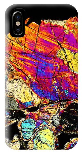 Galactic Divide IPhone Case