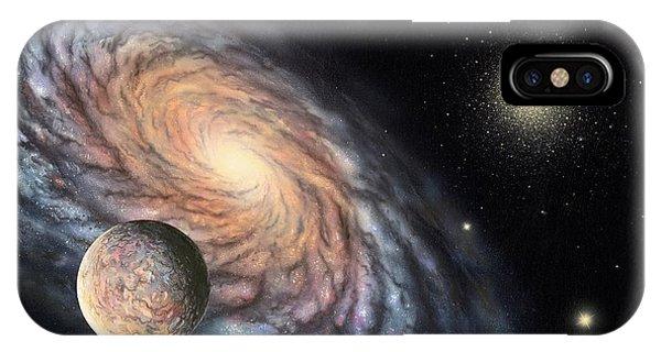Galaxy IPhone Case