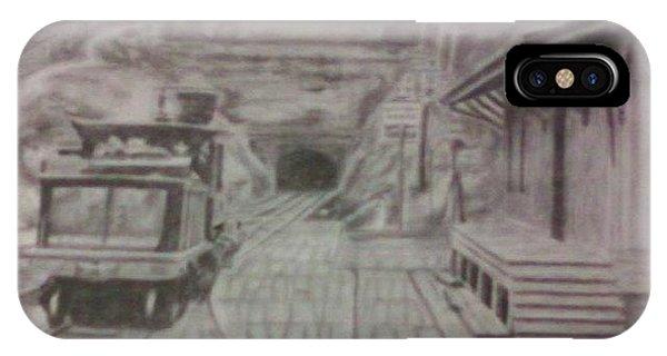 Gallitzin Tunnel IPhone Case