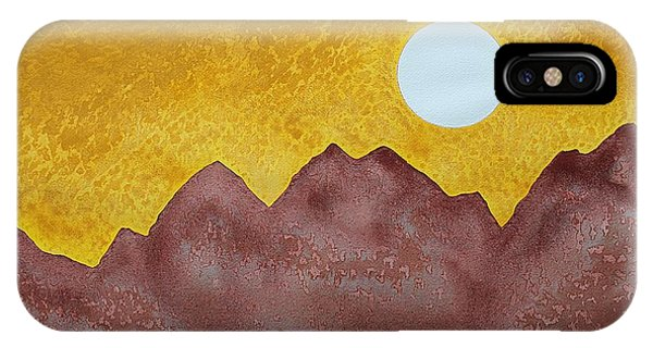 Gallup Original Painting IPhone Case
