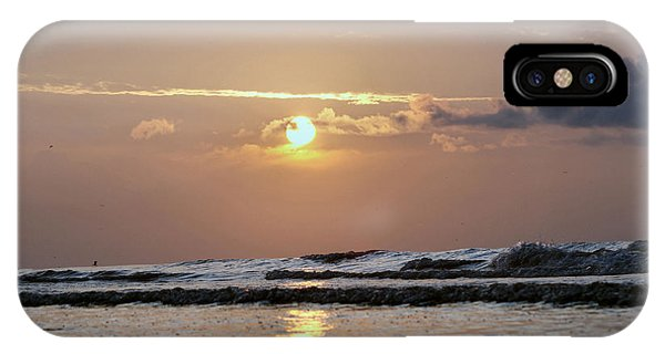 Galveston Island - Texas Phone Case by Michael Davis