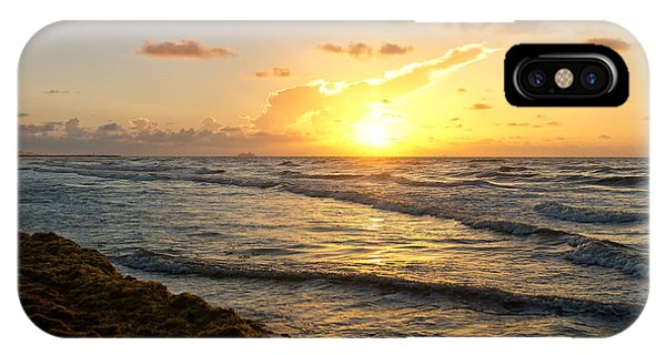 Galveston Sunrise IPhone Case