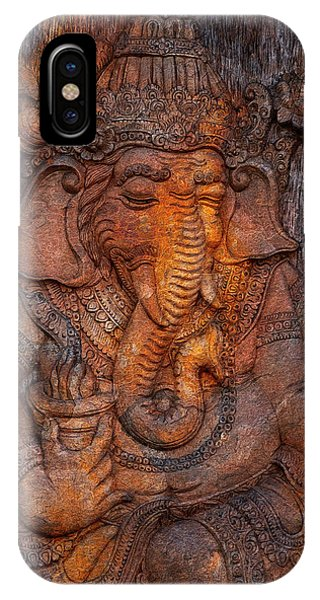 Ganesh 2 IPhone Case