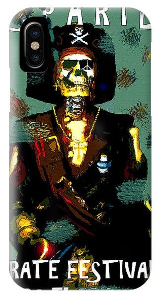 iPhone Case - Gasparilla Pirate Fest 2015 Full Work by David Lee Thompson