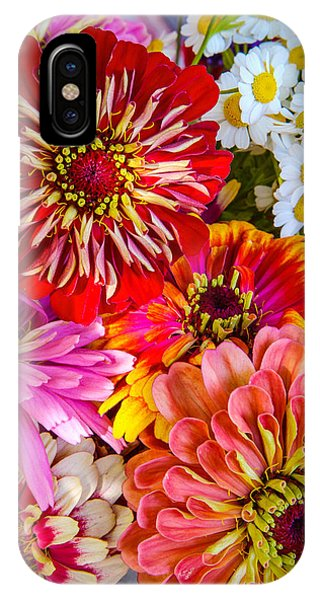Garden Bouquet IPhone Case