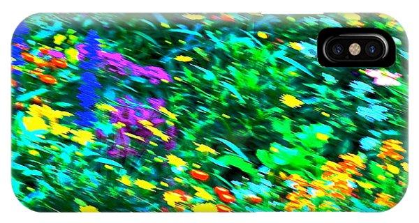Garden Breeze IPhone Case