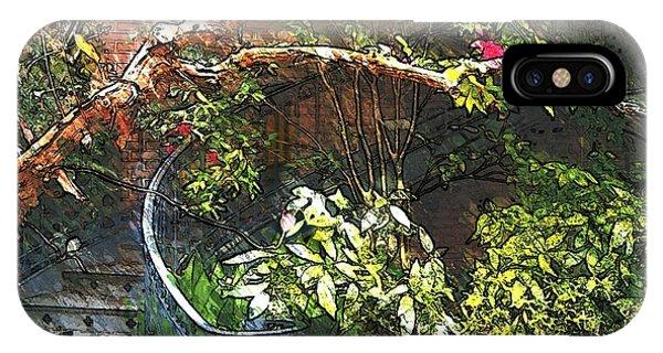 Garden Climb  IPhone Case