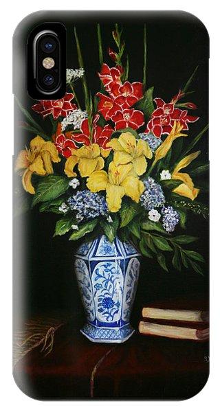 Garden Flowers  IPhone Case