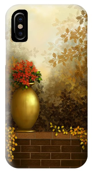 Garden Golds IPhone Case