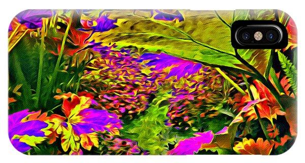 Garden Of Color IPhone Case