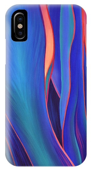 IPhone Case featuring the painting Garden Party by Sandi Whetzel