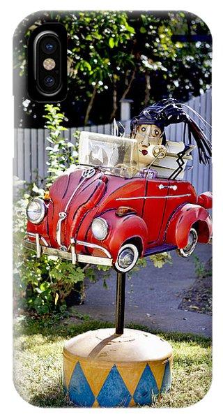 Garden Rag Top Art Phone Case by Her Arts Desire