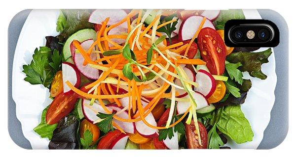 Garden Salad IPhone Case