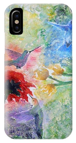 Garden Song IPhone Case