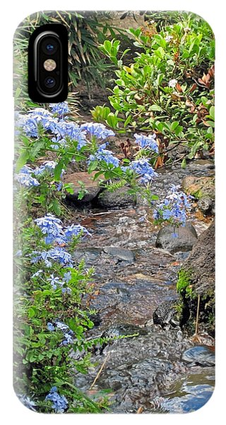 Garden Stream IPhone Case