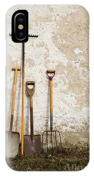 Garden Tools IPhone Case