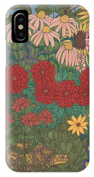 Garden Treasures IPhone Case