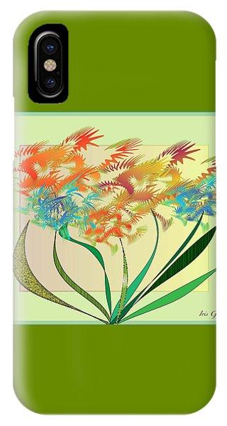 Garden Wonder IPhone Case