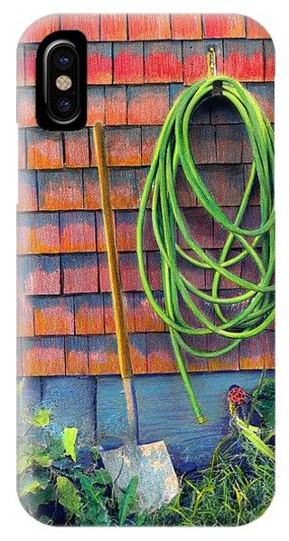 Gardener's Rest IPhone Case