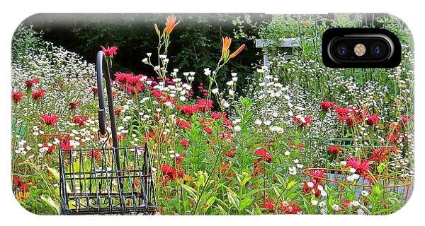 Gardens 107 Phone Case by Patsy Pratt