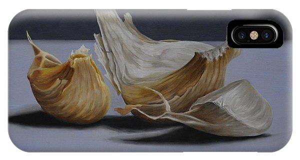 Garlic Cloves IPhone Case