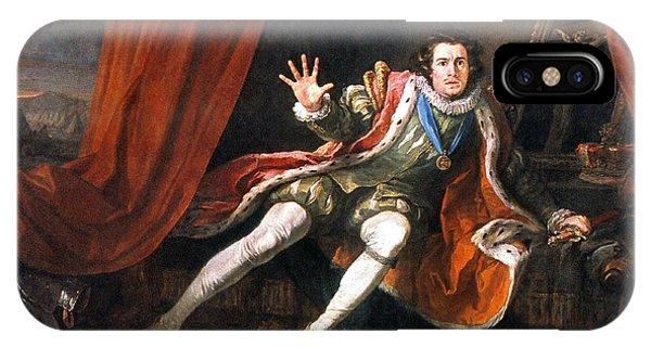 Awakening iPhone Case - Garrick Richard IIi by Granger