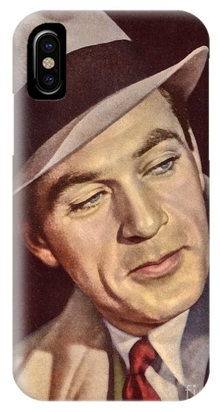 Gary Cooper IPhone Case