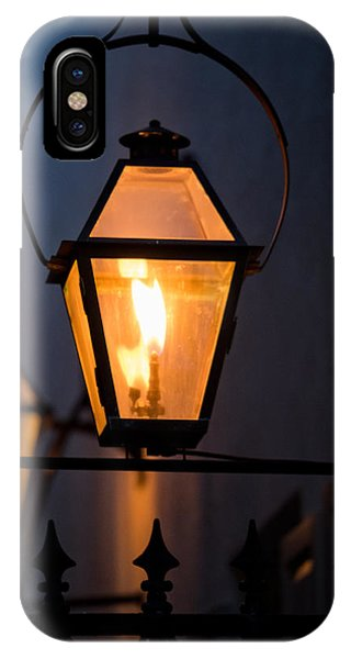 Gas Lights IPhone Case
