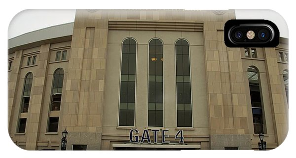 Gate 4 IPhone Case