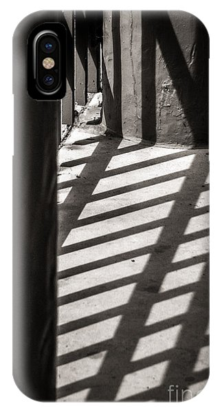 Gate Shadows II IPhone Case