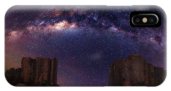 Gate To Heaven Phone Case by Wolongshan