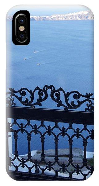 Gated Caldera IPhone Case