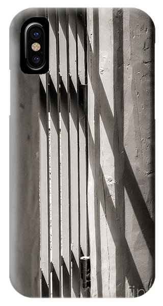 Gated Shadows IPhone Case