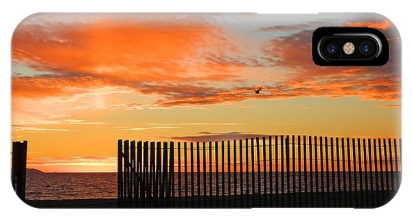 Gateway To Peace IPhone Case