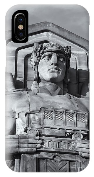 Guardian Of Traffic II IPhone Case